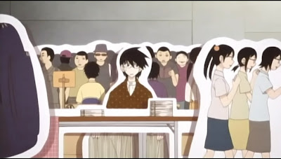 Zetsubou Sensei episode 7: Cheap animation has left me in despair!