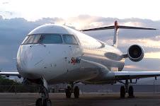 SkyWest Canadair RJ 900