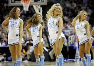 Nice work!! ucla basketball cheerleader
