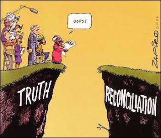 Reconciliación tras el Apartheid