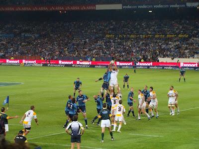 El rugby, ¿cosa de blancos?