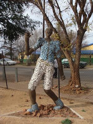Sudáfrica celebra el Día de la Juventud