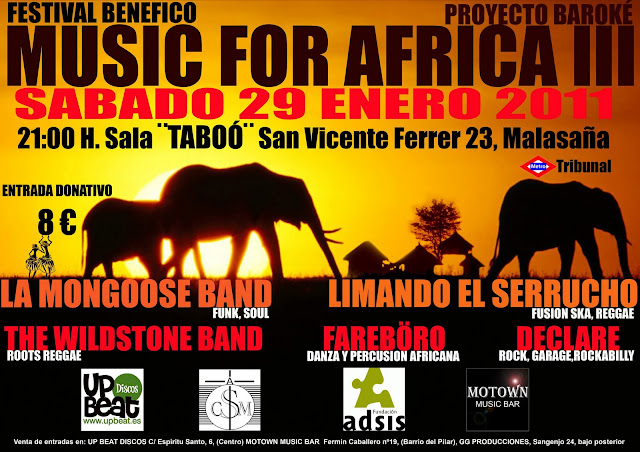 Music for Africa III
