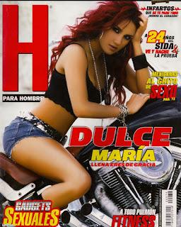 Dulce Maria Revista H Septiembre 2005 [FOTOS] 5