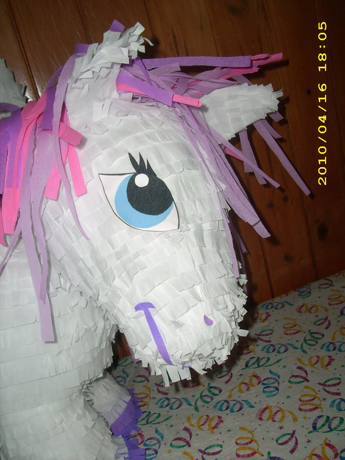 Mi Blog de Cumples: MY LITTLE PONY