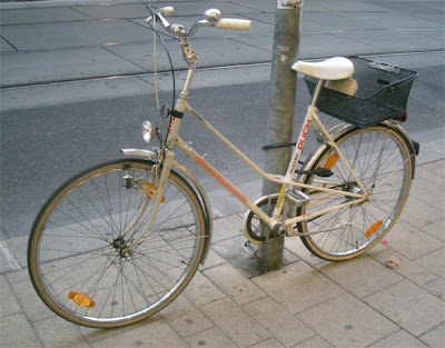 Lovely Bicycle Bicycles In Vienna Part Iv Mixte Galore