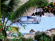 Barbarossa in Harmony Bay, St. Lucia