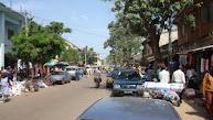 Downtown Banjul