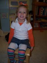 Karlee - age 5