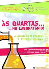 Às Quartas no Laboratório