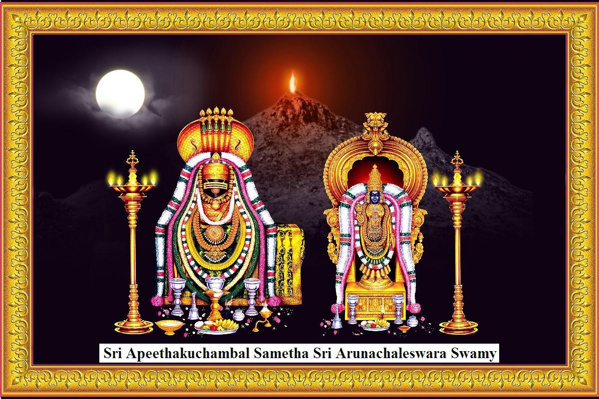Thiruvannamalai god images