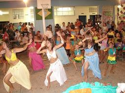 FESTA - BRASIL : PAÍS DE VÁRIOS POVOS - 09/05/08