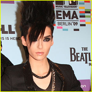 deal lead singer band wears Bill Kaulitz 2011