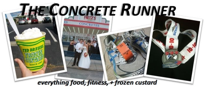 The Concrete Runner