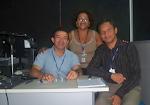 Equipe da Rádio WEB SEDUC-PA