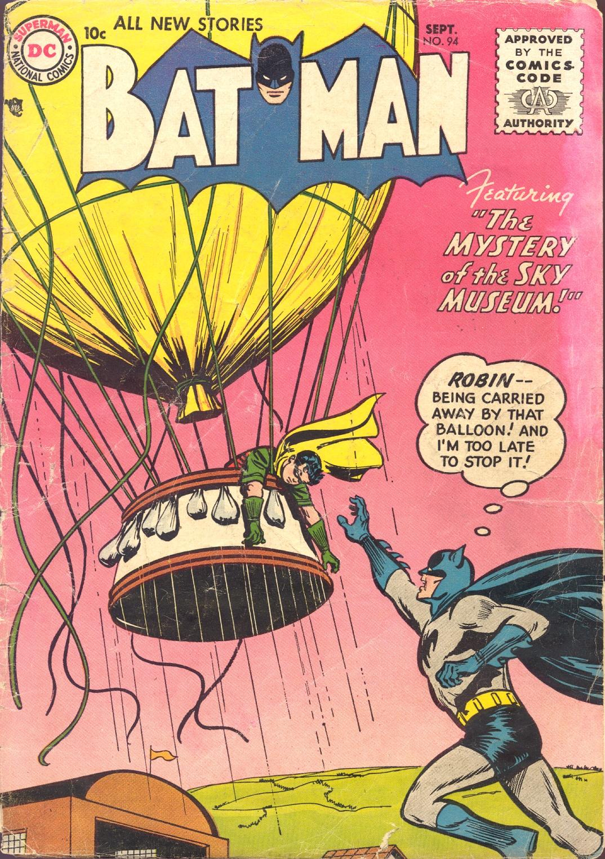 Batman (1940) 94 Page 1