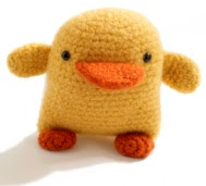 Felted Amigurumi Tutorial : Free Amigurumi Patterns: Felted duckling