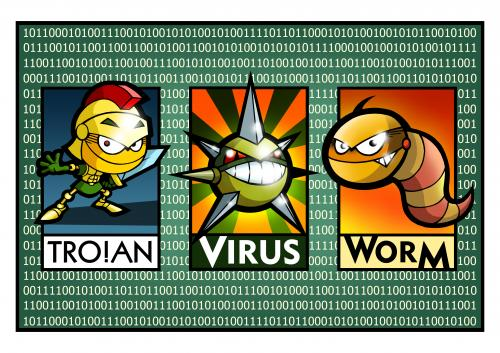 8 common types of computer viruses essay Different types of computer viruses the computer from the disk this type of virus is also called here's a shocking list of the common computer viruses.