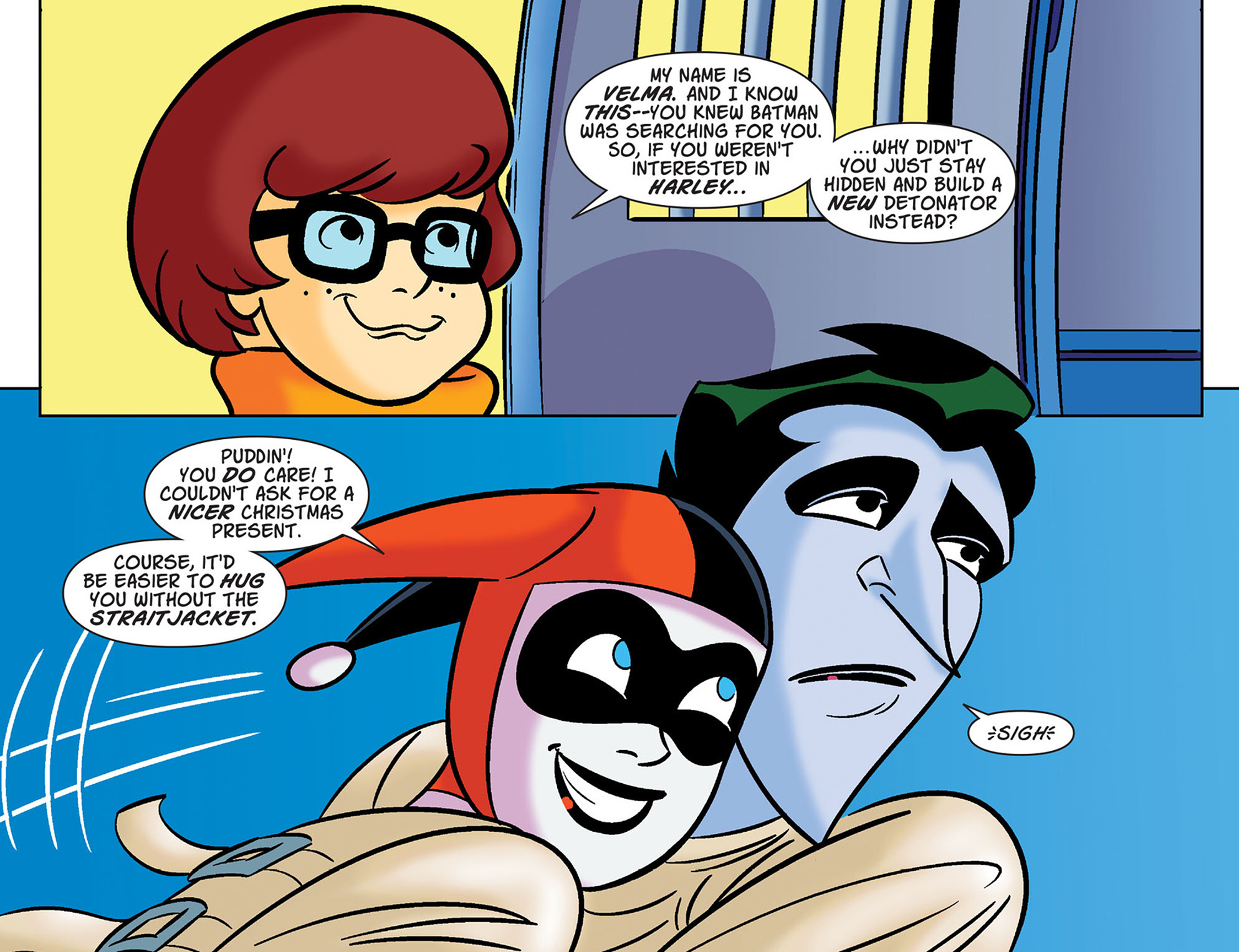 Read online Scooby-Doo! Team-Up comic -  Issue #42 - 21