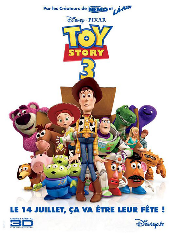 Toy Story Day Care : Toy story imax japanese trailers updated