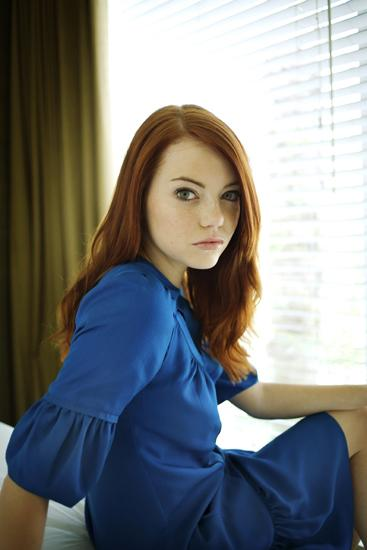 emma stone. Emma Stone Will Be Gwen Stacy