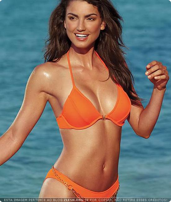 mulheres sexys neste verão só de biquini
