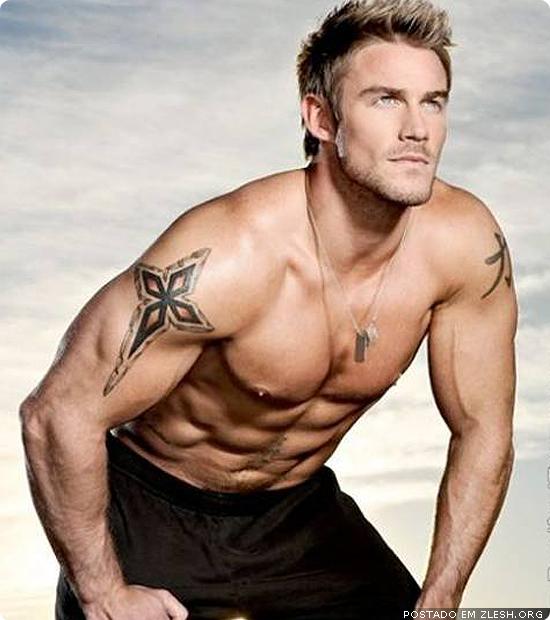 6 belos motivos para gostar de homens tatuados