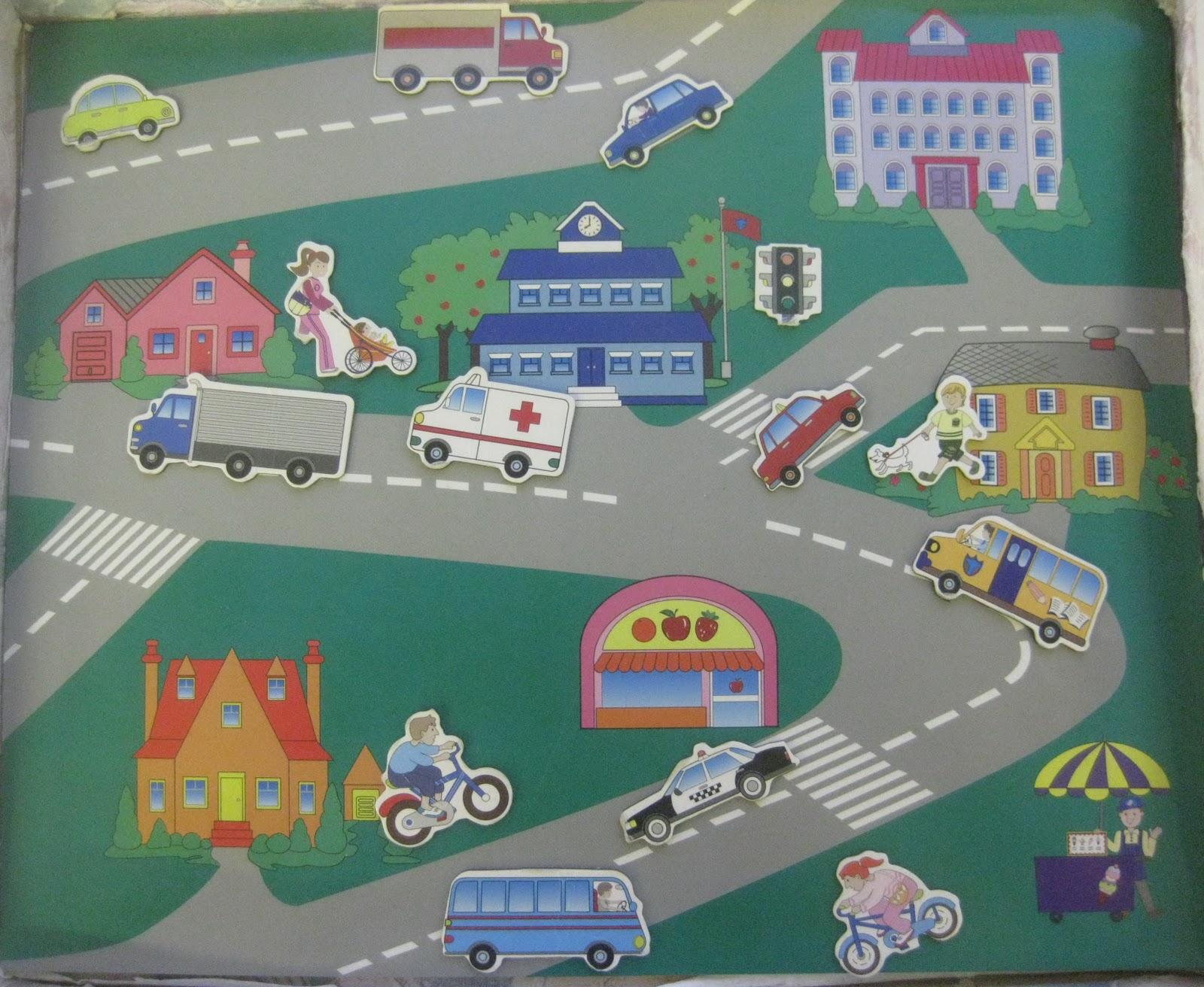 Поделки на тему дорожные правила 31