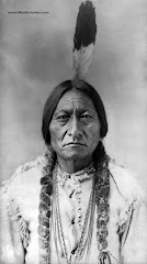 Sitting Bull, the holy Hunkpapa Lakota Sioux