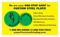 Precision Steel Plate Processing