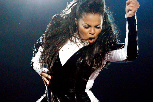 Janet Jackson Chicago