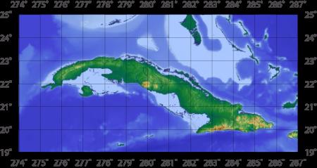 Bill Coopers Map Catlog Hypsometric Maps