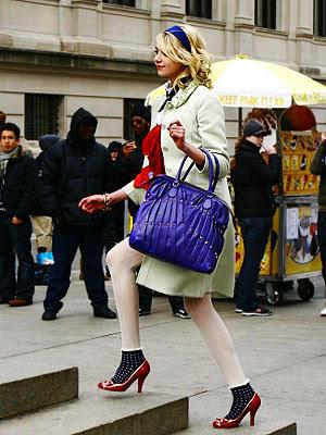 Gossip Girl Bag Style сумка Тейлор Момсен