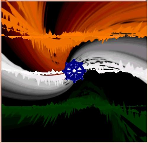 National flag of india wallpaper for desktop for India wallpaper 3d