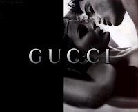 Campanha de retomada da marca Gucci.