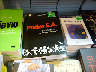Poder S.A. na FNAC da Av Paulista!