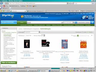 Poder S.A. é o segundo livro mais vendido em administração no Submarino!