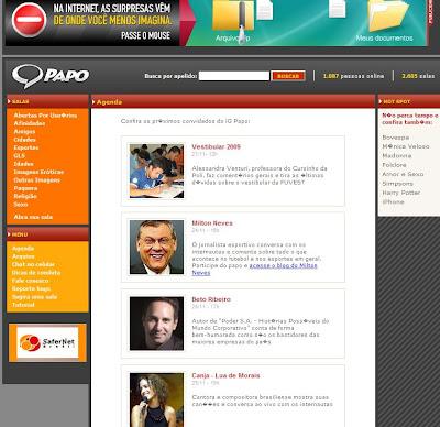 Entrevista de Beto Ribeiro no iG!