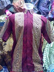 batik salur