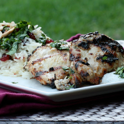 Have Recipes Will Cook Chicken Tikka With Rice Pilaf With