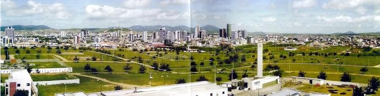 Imagem maravilhosa da Capital do Agreste!!
