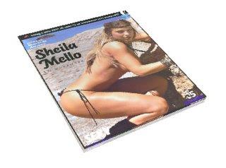 Revista Sexy - Sheila Mello (edição especial)