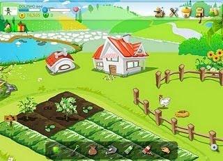 Hack colheita feliz
