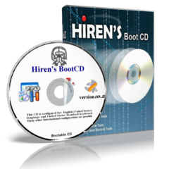 Hiren´s BootCD v10.2 + Keyboard Patch