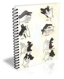 Aprenda a fazer Sombras Legais com as mãos