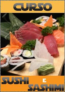 Curso de Sushi e Sashimi