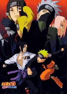 Naruto Shippuuden - Episódio 119 e 120