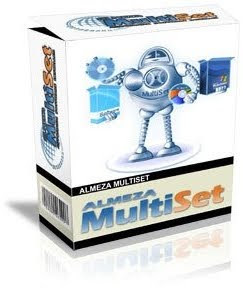 Almeza MultiSet Professional v.6.8 build 235 download baixar torrent