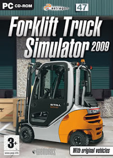 Forklift Truck Simulator - Pc Game