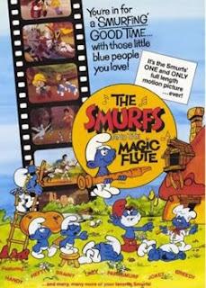 Smurfs e a Flauta Mágica Smurfs+e+a+Flauta+M%C3%A1gica